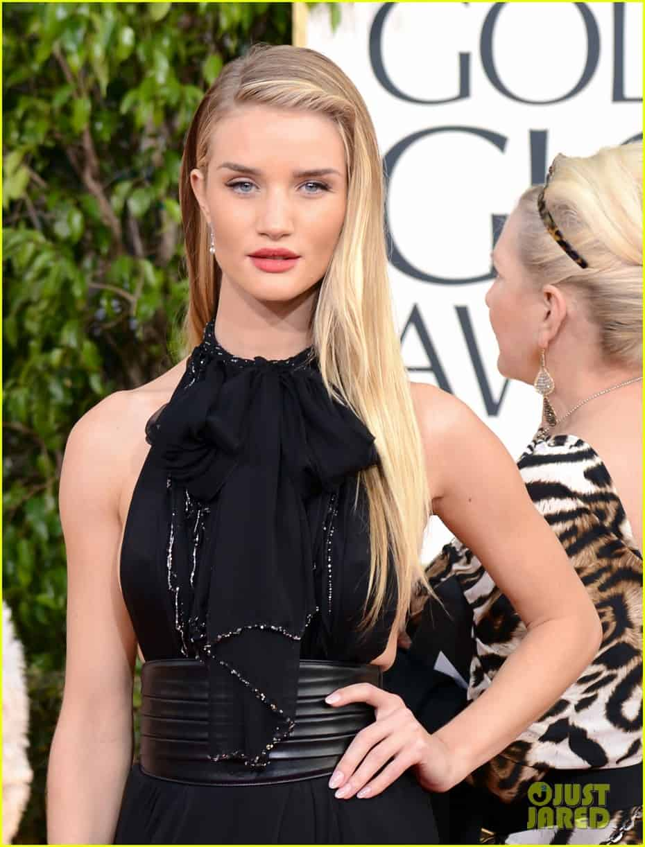 rosie-huntington-whiteley-jason-statham-golden-globes-2013-makeup