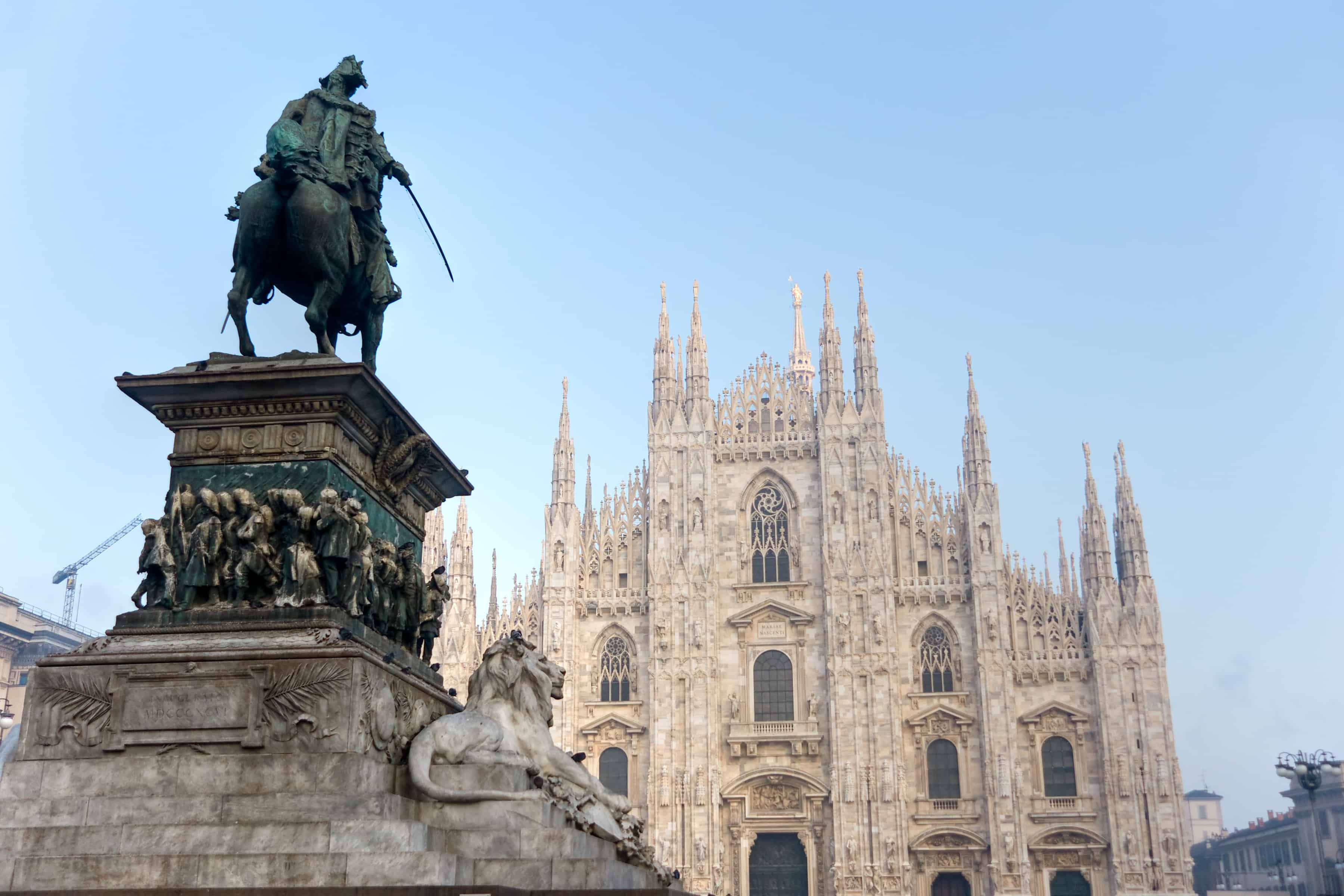 select italy travel duomo Where Would I Go For A £1,000 Grand Adventure Trip?