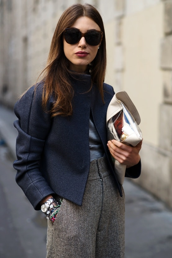 820f477bb What To Wear To Work This Winter  Office Inspired Looks   Street ...