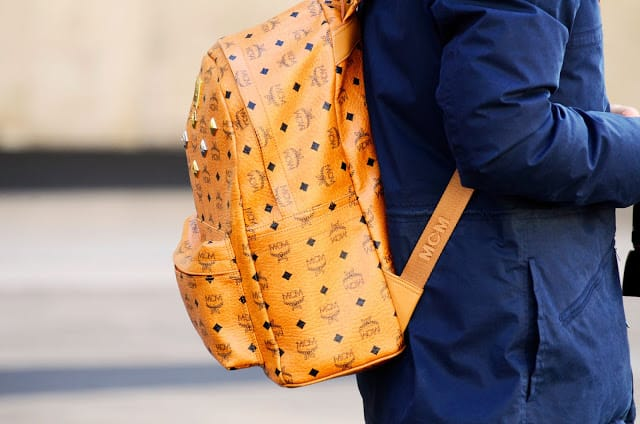 street style backpack The Backpacks Are Back! Yes Or No To This 90s Trend?