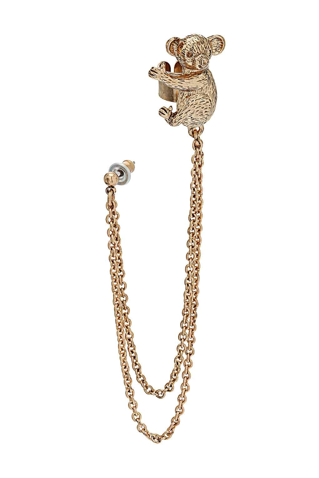 top shop ear cuff jp The New Bling: Ear Cuffs! Would You Wear Them Or Not?