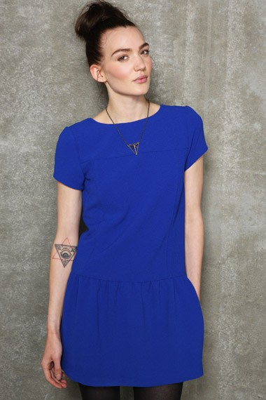urban-outfitters-casual-dress-blue