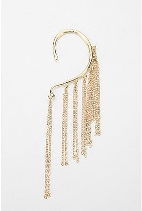 Urban Outfitters ear cuffs