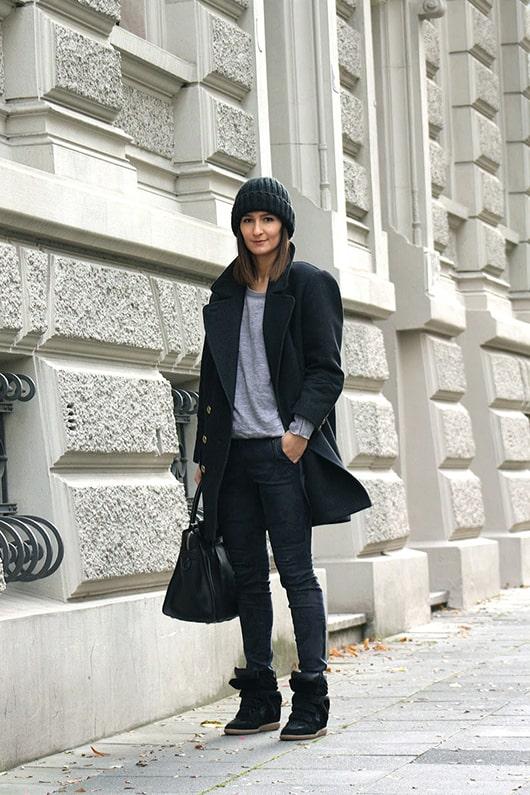 wearing-isabel-marant-david-coat-bazil-sneakers-blogger