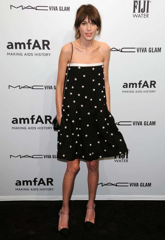 alexa-chung-amfar-gala-2013-dress