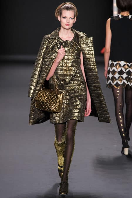 anna sui fall 2013 7 ... More Trends Spotted At New York Fashion Week!