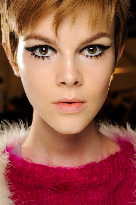 Backstage Makeup Looks From Fashion Week! Beauty Trends ...