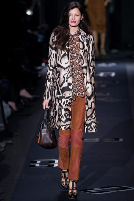 diane von furstenberg fall 2013 1 ... More Trends Spotted At New York Fashion Week!