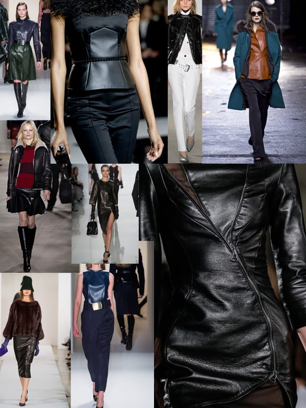 dieseal black gold fall 201 ... More Trends Spotted At New York Fashion Week!