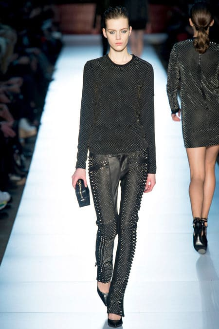 dieseal black gold fall 2013 11 ... More Trends Spotted At New York Fashion Week!