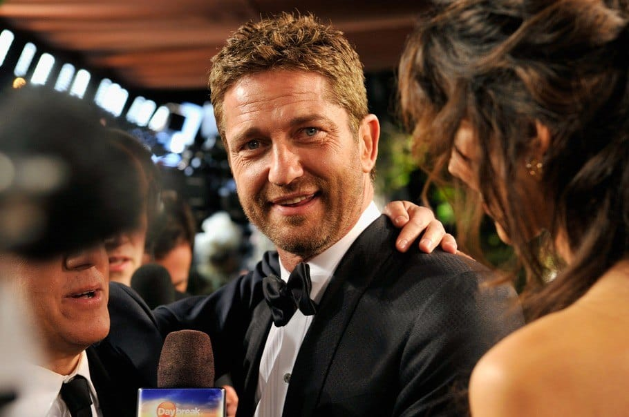 gerard butler oscar pargy How Celebrities Partied After The Oscars? Sneak Peak Into The Vanity Fair After party...