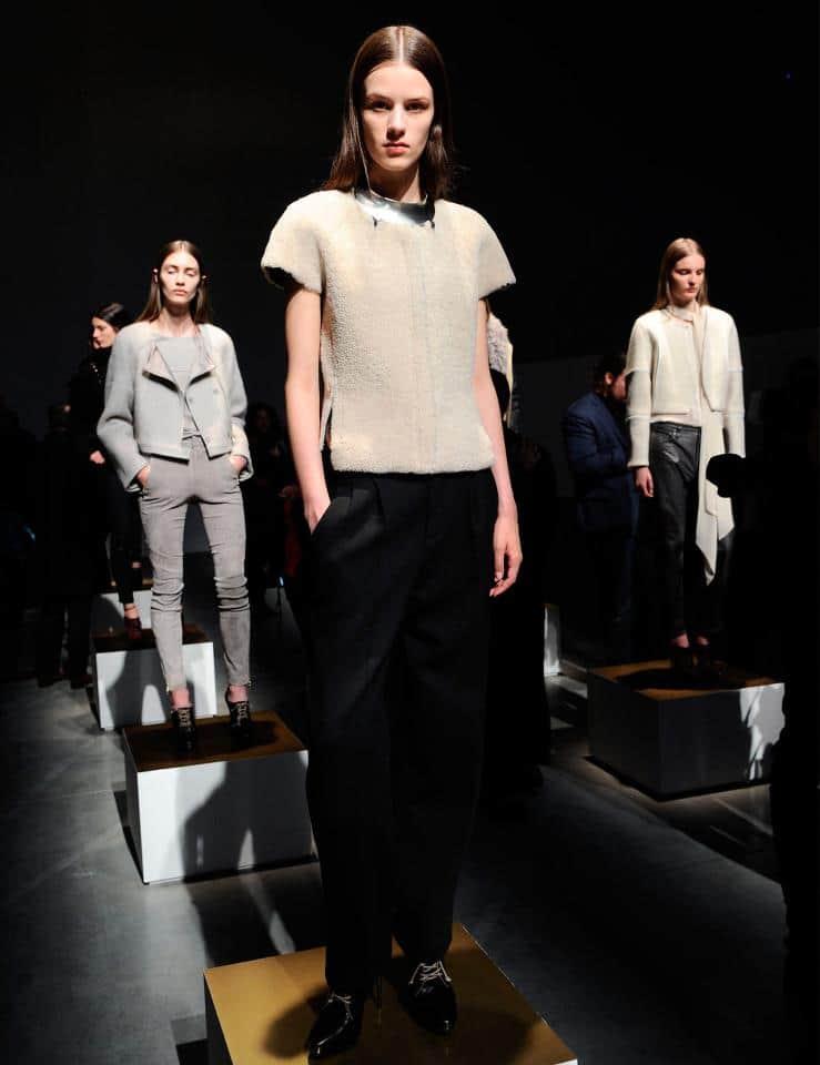 J Brand - New York Fashion Week, 2013/2014 Fall Winter Collection