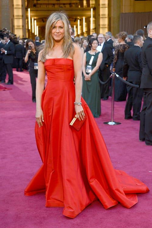 Oscars 2013 Red Carpet! Best & Worst Dressed, Makeup ...