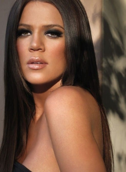 khloe-kardashian-smoky-eyes