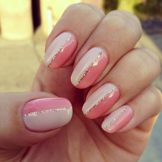 light-pink-two-tone-nail