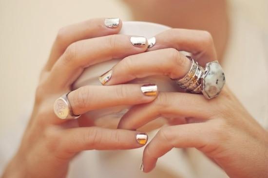 metallic=nail-spring-2013-trend