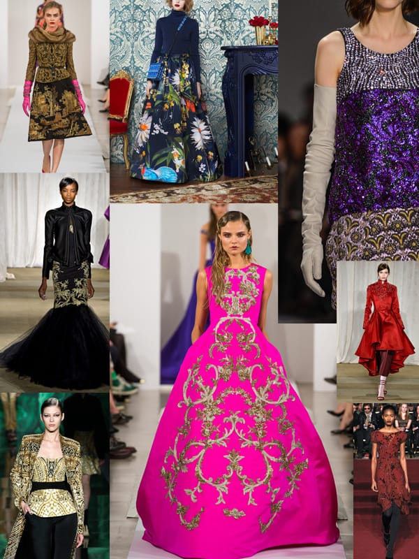 opulence fall 2013 1 ... More Trends Spotted At New York Fashion Week!