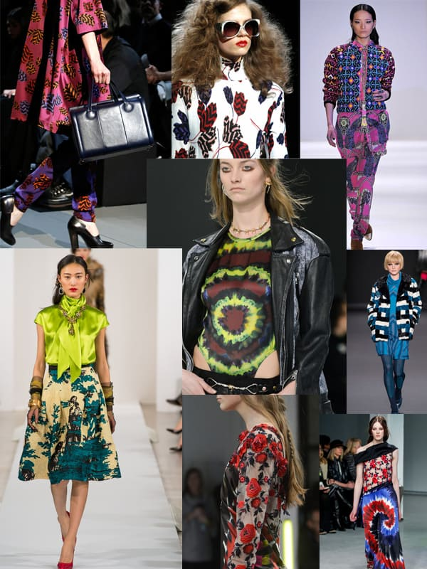 prints 2013 fall 1 ... More Trends Spotted At New York Fashion Week!