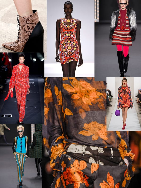 prints 2013 fall 2 ... More Trends Spotted At New York Fashion Week!