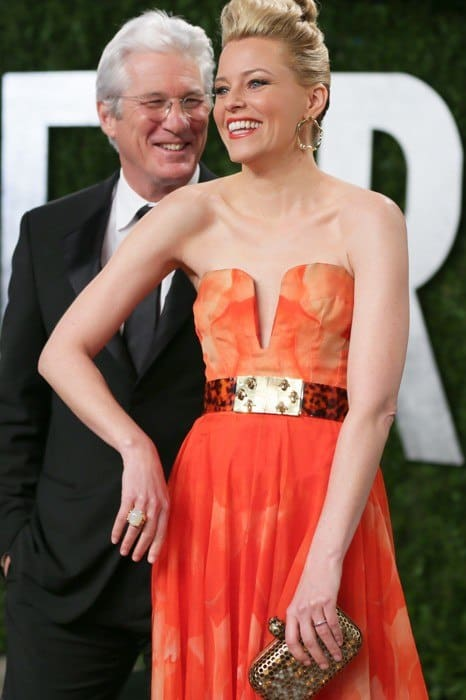 Richard-Gere-Elizabeth-Banks-oscra-party-2013