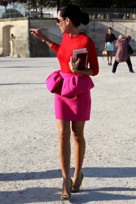 valentine daystreet style What To Wear On Valentines Day? Red Fashion Inspiration!