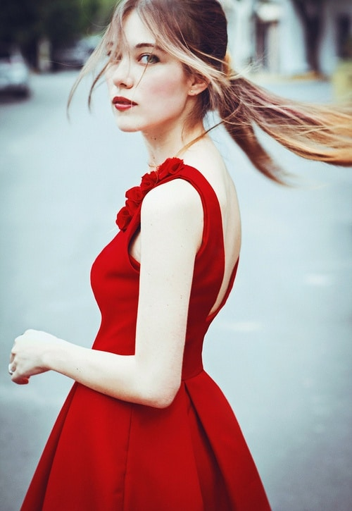 valentine's-day-dress-red