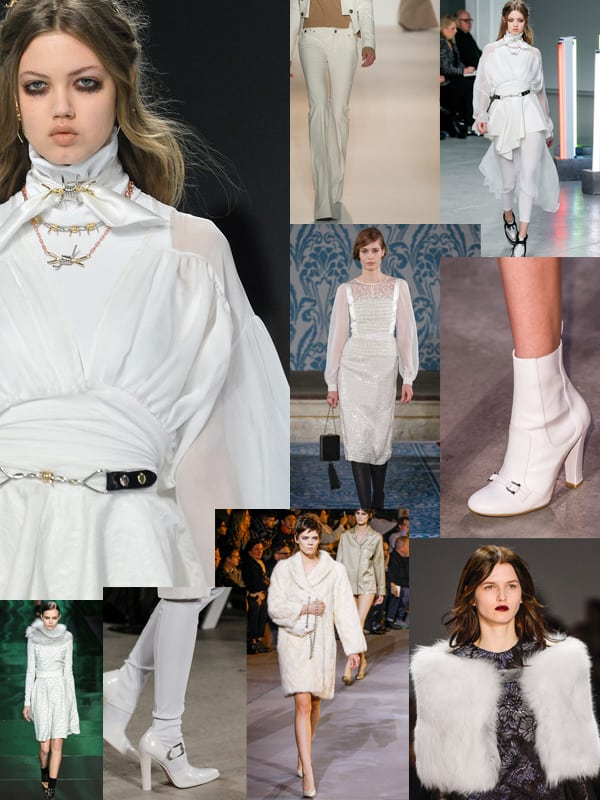 white fall 2013 2 ... More Trends Spotted At New York Fashion Week!