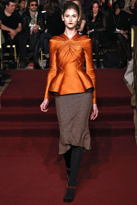 zac posen fall 2013 3 ... More Trends Spotted At New York Fashion Week!