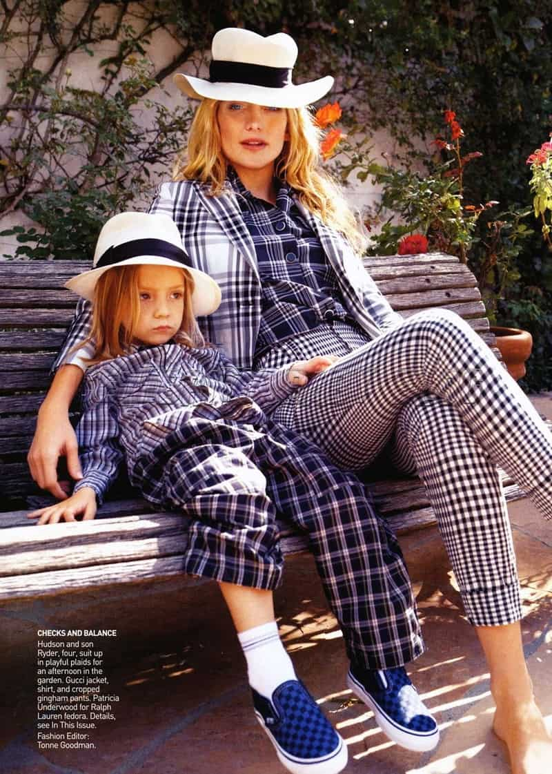 checkered-trend