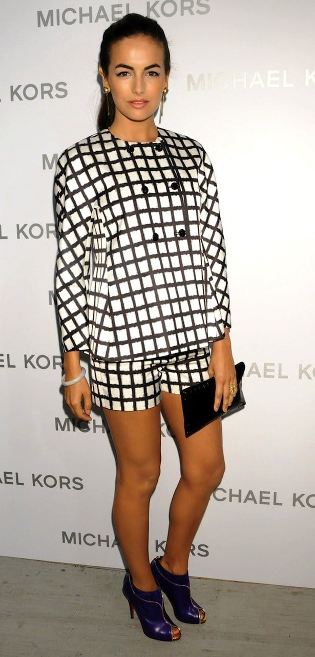 checks style Will The Checkered Obsession Take Over This Spring? YES Or NO To The Checkerboard Print Trend?