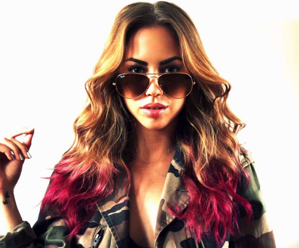 hari veiling What Are The Biggest Hair Trends For 2013? Get Some Color Inspiration...