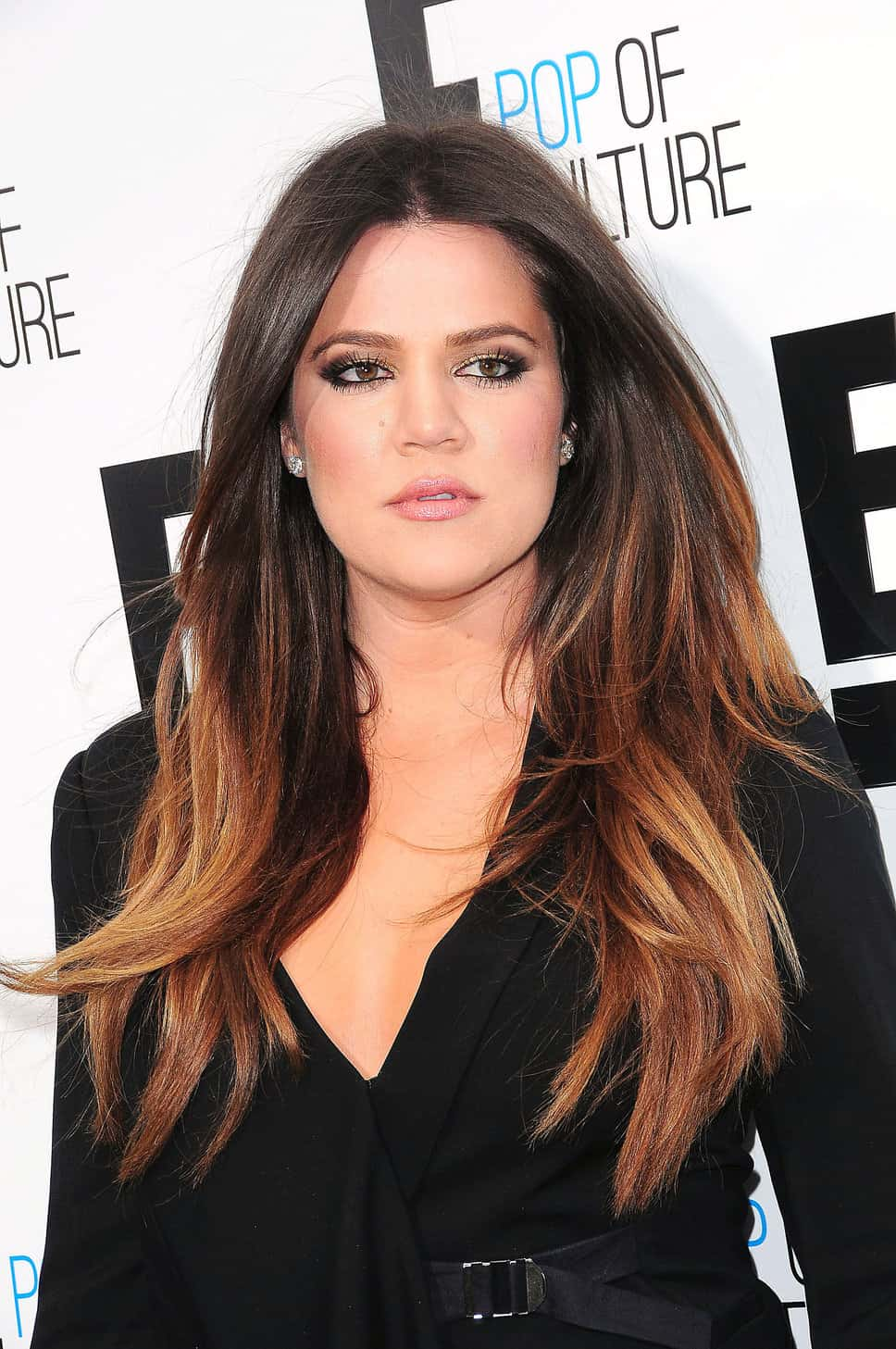 khloe kardashian dip dyed hair What Are The Biggest Hair Trends For 2013? Get Some Color Inspiration...