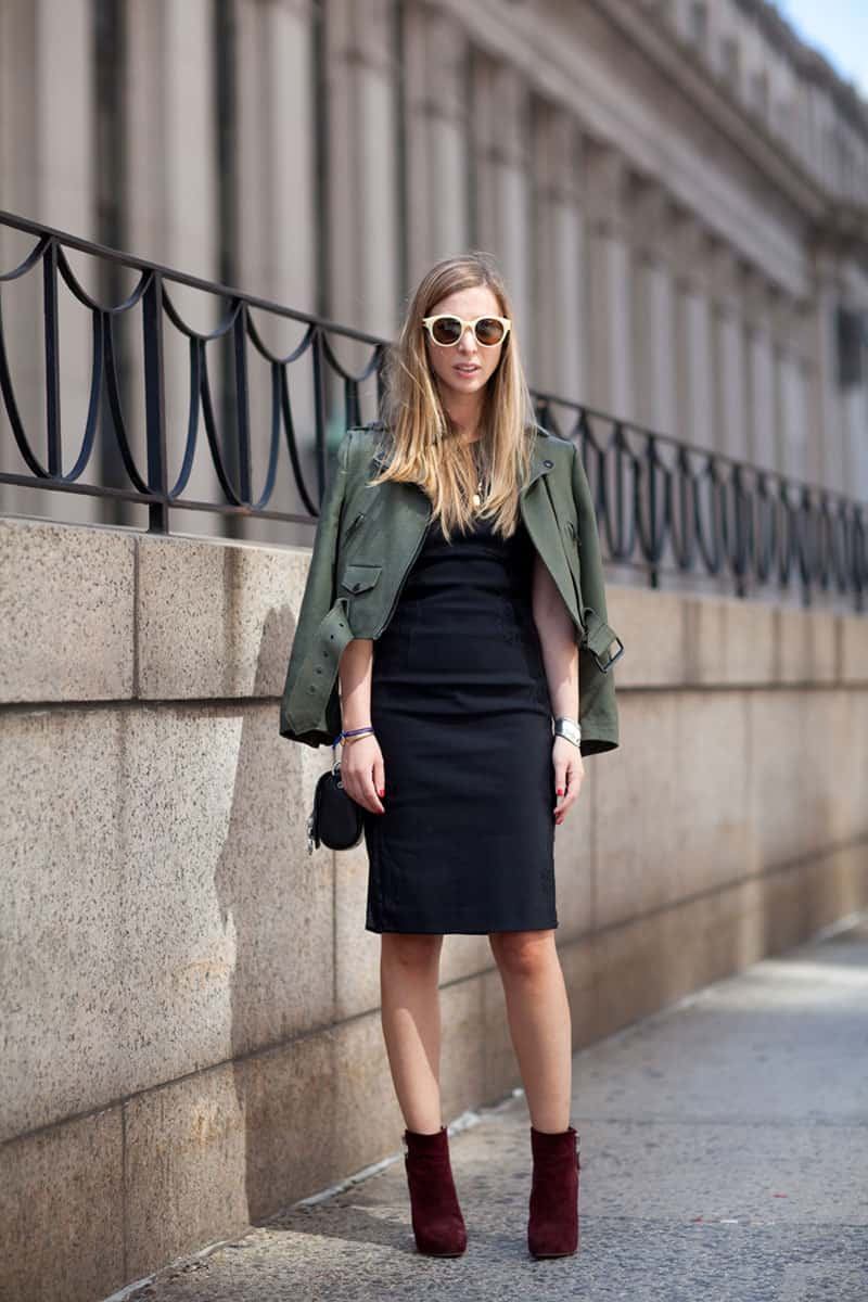 office-dress-street-style