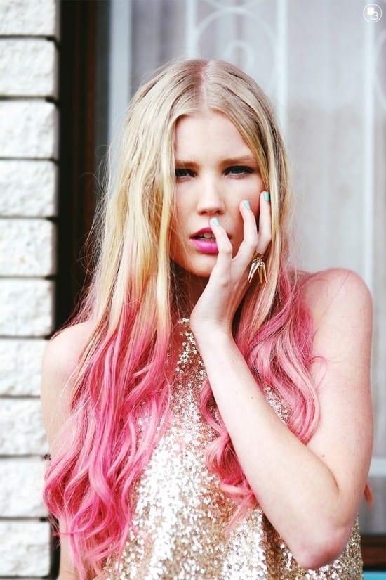 pink-dip-dyed-hair