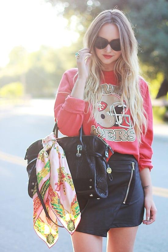 print-sweatshirt-skirt