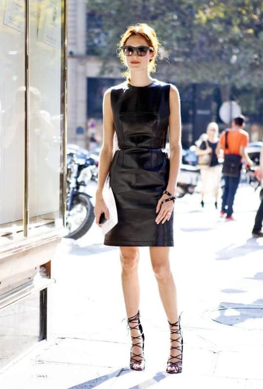strappy-gladiator-heel-sandlas-dress
