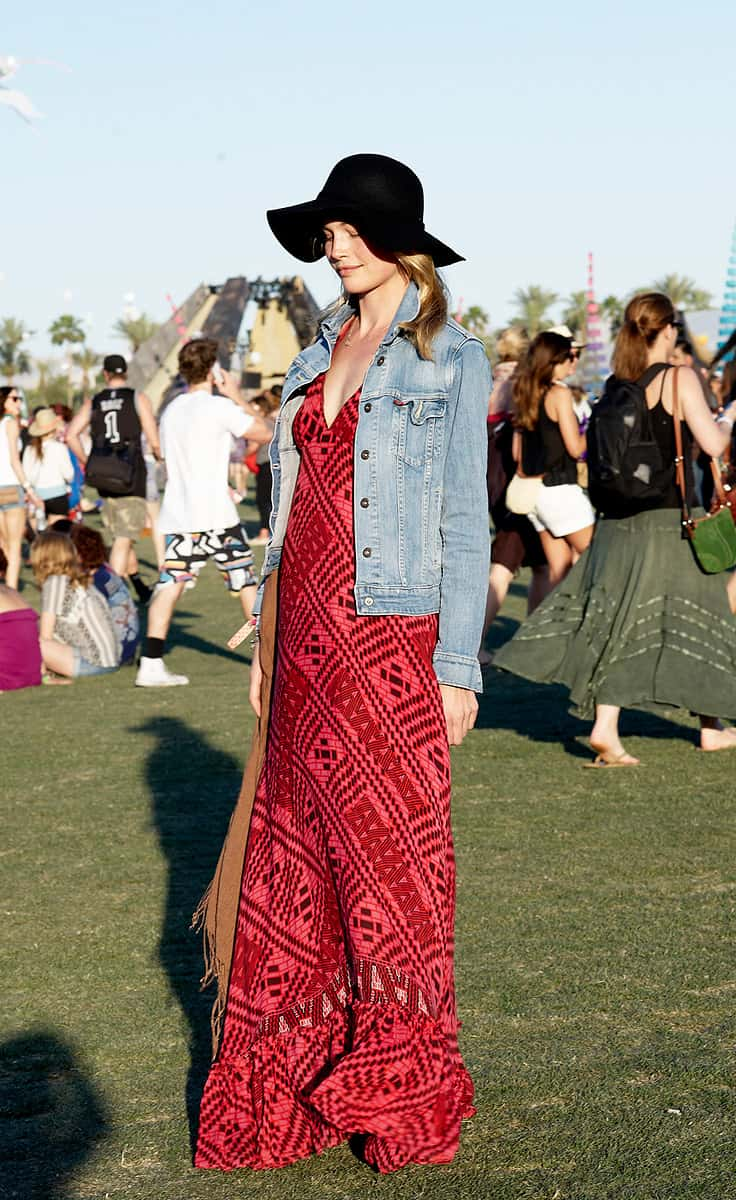 Coachella Fashion Close-up! What To Wear To The Festival ...