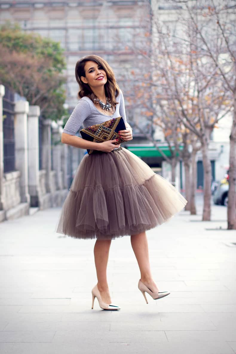 street-style-skirt-for-event
