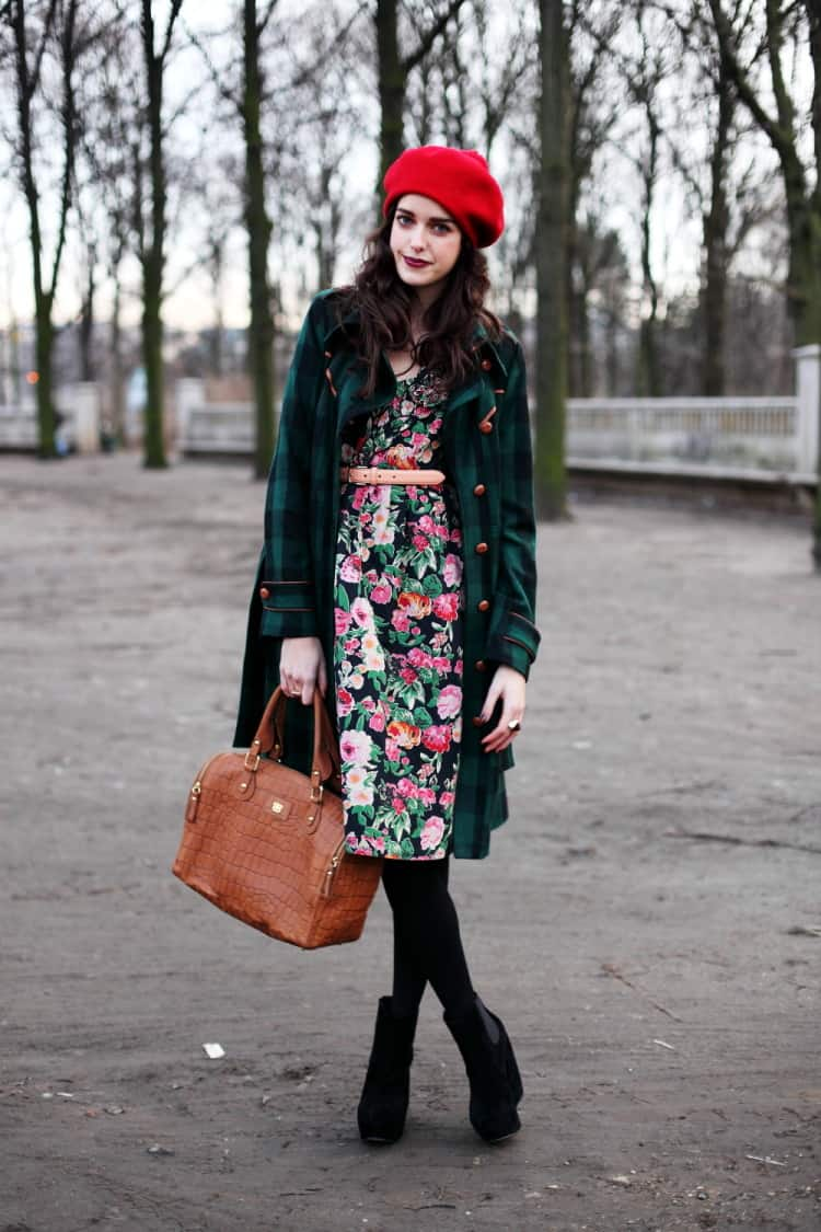 Modern Retro Fashion For Women The Image Kid Has It