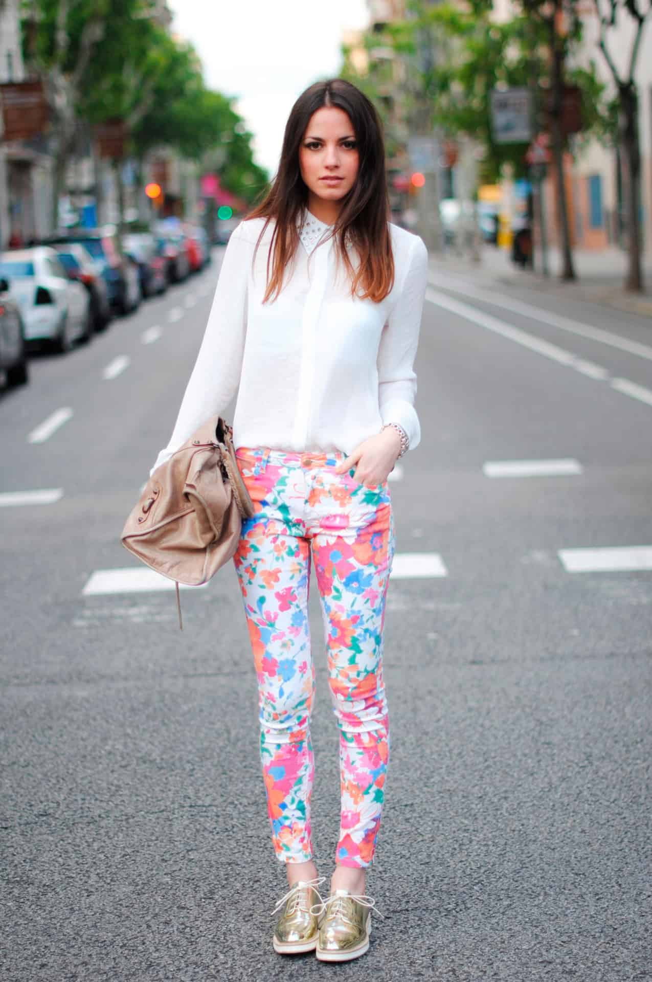 It is a great time to update your wardrobe too, and for a fresh, new look, why not buy printed pants? These pants, which you can shop for new and used on eBay, come in .