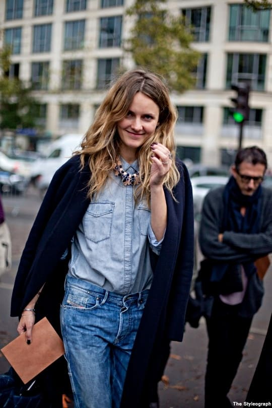 all-denim-street-style=look