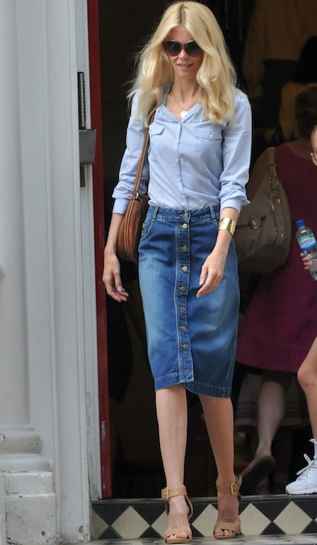 Celebrity Sightings In London - June 28, 2011