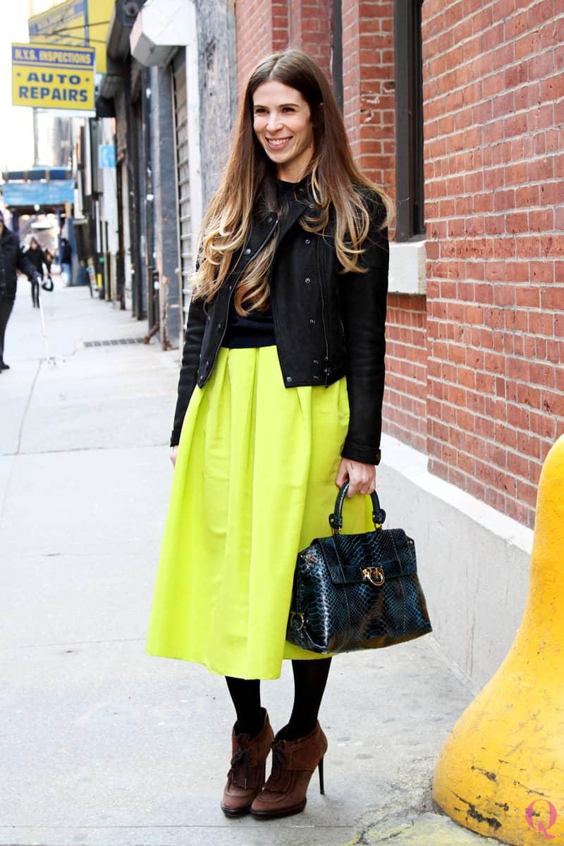 color-pop-skirt-street-style