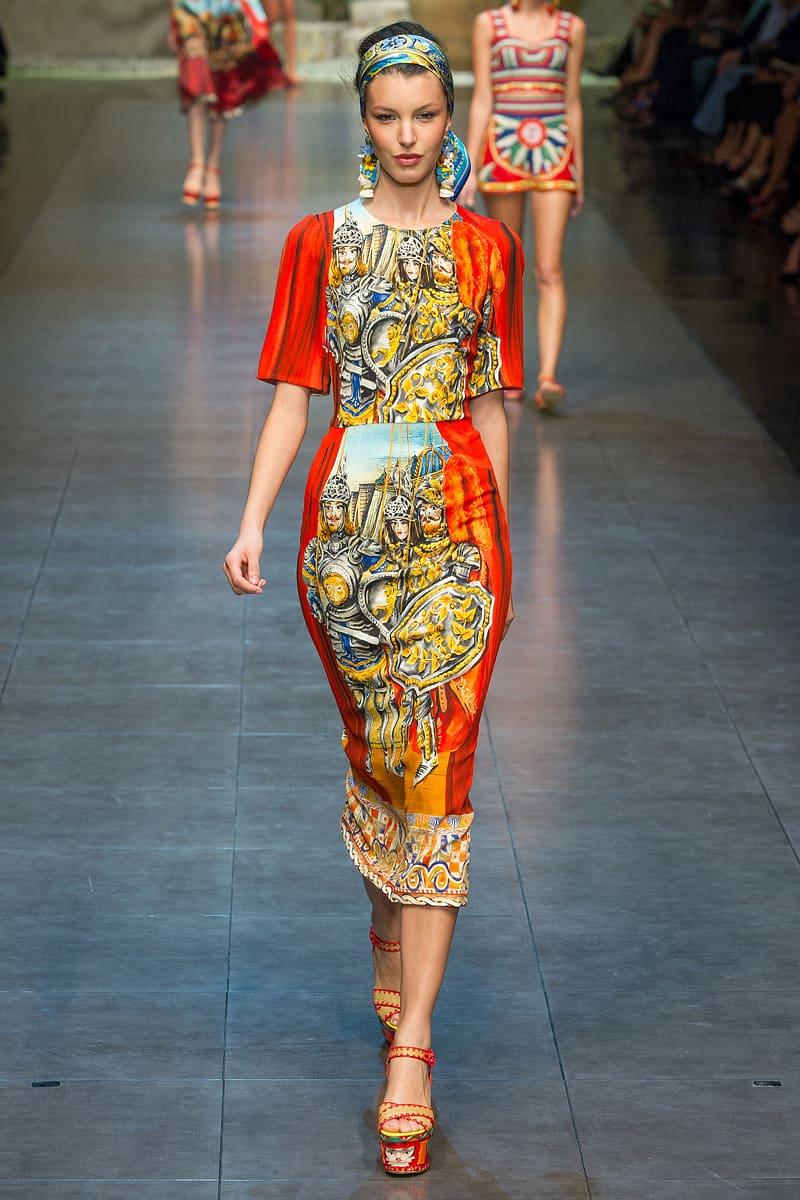 Dolce-Gabbana-Spring-2013-matchy-matchy