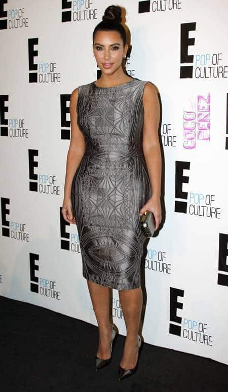 kim-kardashian-midi-dress