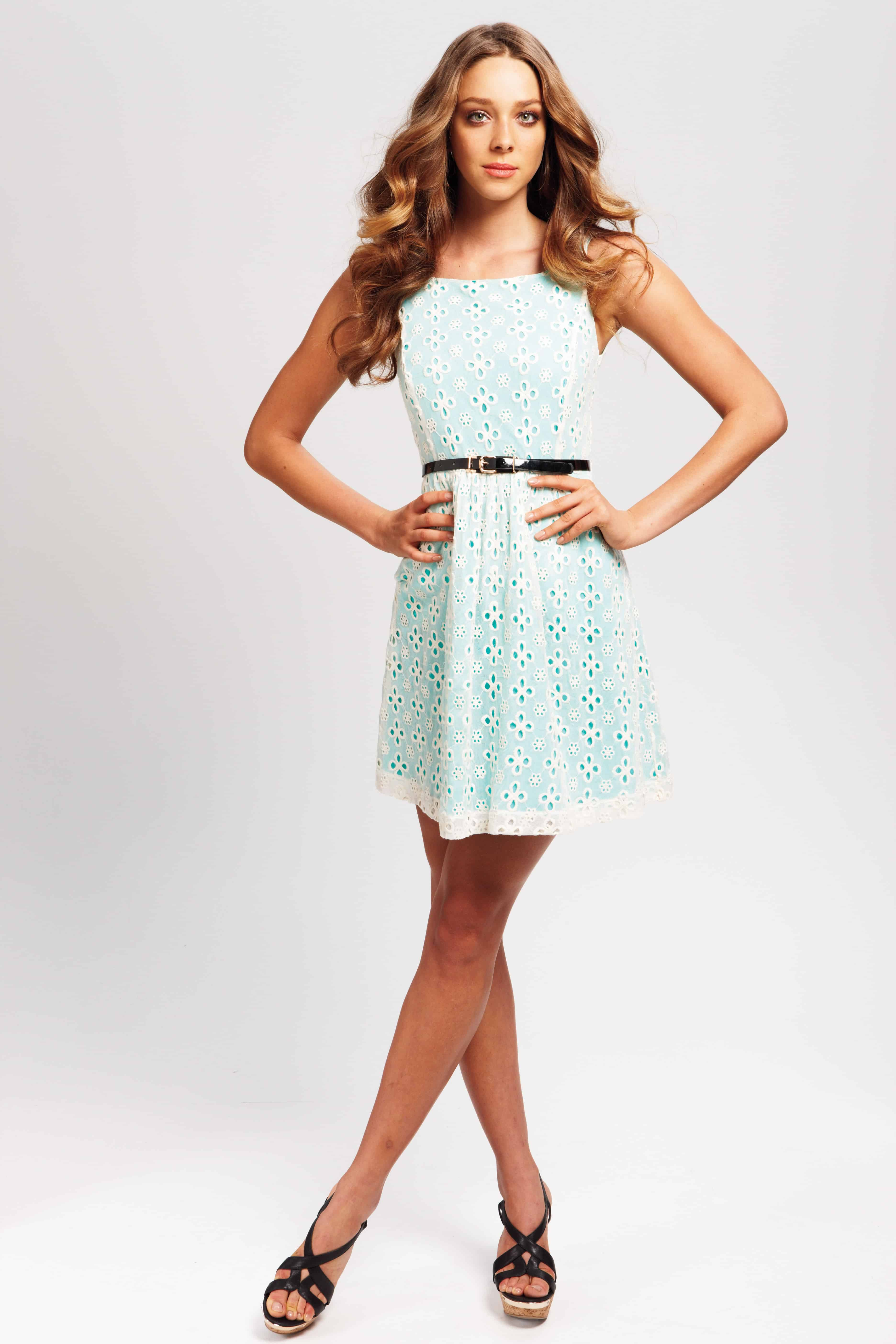 Kohls_Jennifer Lopez-polly cotton-floral-print-mesh-dress