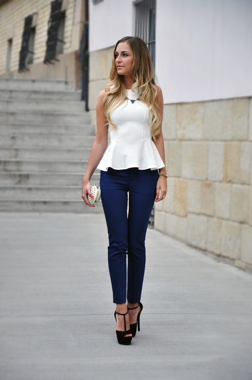 Peplum Style. A Trend That Never Dies! Enough Already or ...