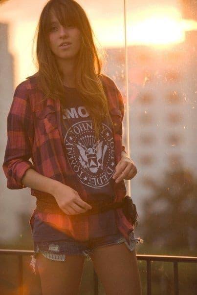 t-shirt-look-grunge