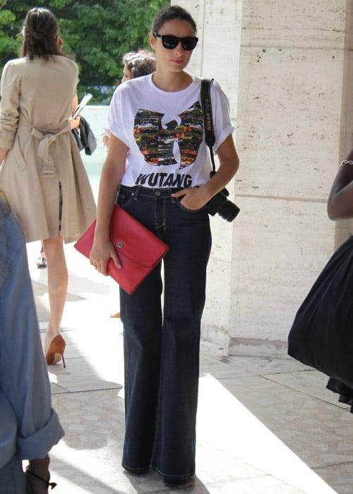 t-shirt-trousers