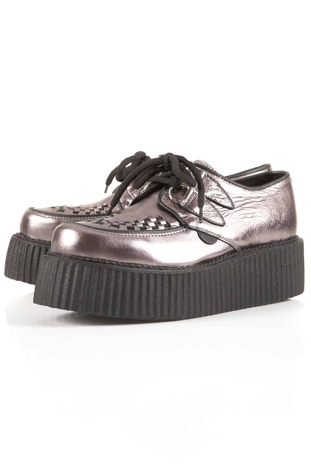 underground double creepers topshop Thick Soles Alert: Are You Loving Creepers Or Not?